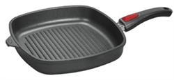 Сковорода-гриль Woll 1628-1D со съемной ручкой