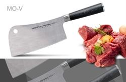 Топорик кухонный стальной Samura Mo-V SM-0040/G-10