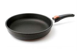 Сковорода со съемной ручкой 28 см - фото 6033