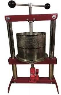 Пресс Фрегат с защитой от брызг,22 литра,домкратный - фото 7083