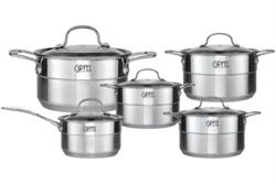 Набор посуды GIPFEL 1539 GALA 10пр - фото 7127