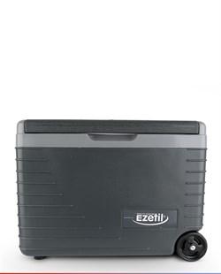 Автохолодильник Ezetil 45 литров Carbon 12/24V - фото 7794