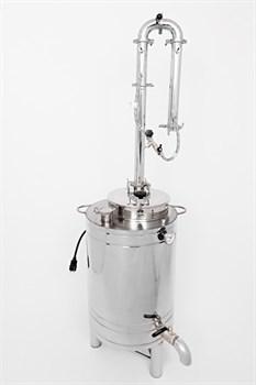Дистиллятор бытовой «Абхазия» 90 литров - фото 7854