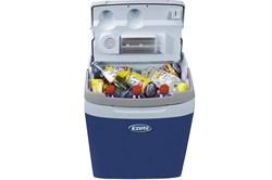 Автомобильный холодильник Ezetil E 32 М 12/220V синий - фото 7873