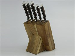 Набор кухонных ножей Gipfel Kenni 8425 - фото 7979