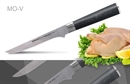 Нож кухонный стальной обвалочный Samura Mo-V SM-0063/G-10