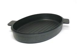 Сковорода-гриль, 42х28х7 см. SKK Titanium