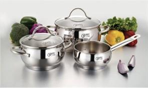 Набор посуды TERZA Gipfel 5 предметов