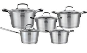 Набор посуды GIPFEL 1537 GENESIS 10пр