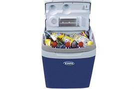Автомобильный холодильник Ezetil E 32 М 12/220V синий