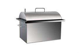 Коптильня для горячего и холодного копчения 450*250*270(1.5мм)